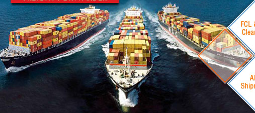 custom house agents, shipping & logistics services in